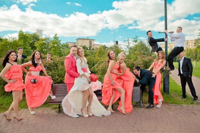 Ах эта свадьба! фото