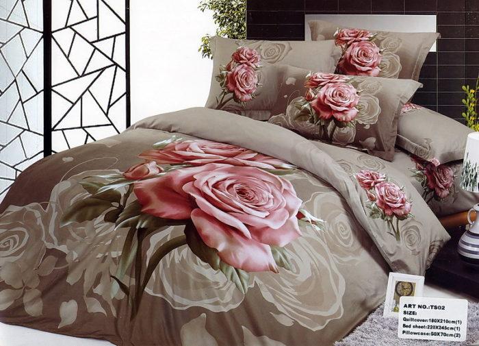 Как стирать сатиновое постельное белье? - фото