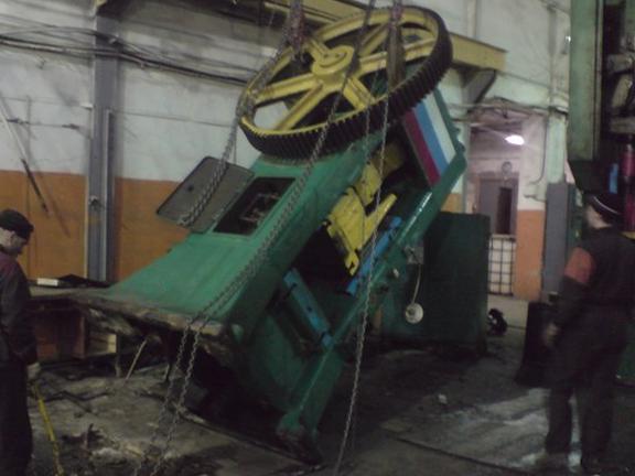Что нужно знать о выполнении демонтажа оборудования? фото