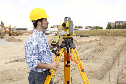 Как проводятся геодезические работы? фото