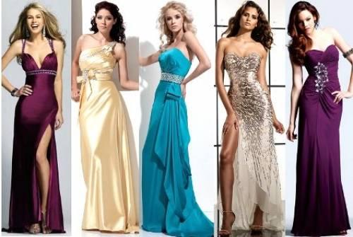 Как выбрать вечернее платье из современных фасонов и новых трендов? фото