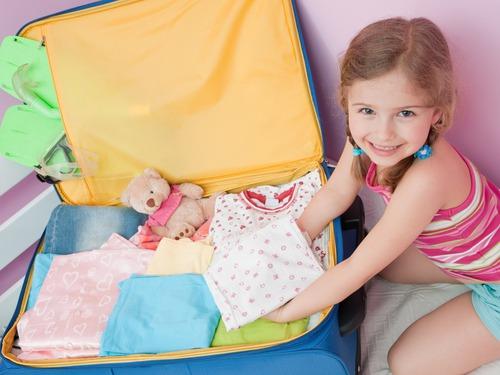 Как собрать ребенка в лагерь? фото
