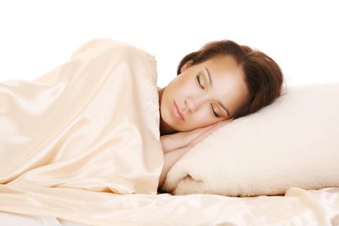Как постельное белье влияет на сон? фото