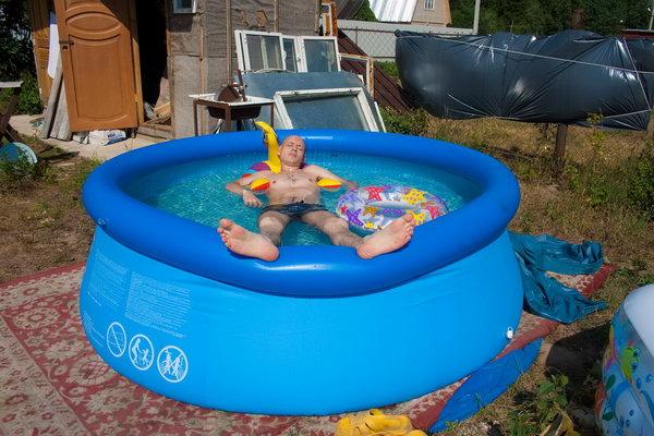 Крытый или открытый бассейн выбрать? фото