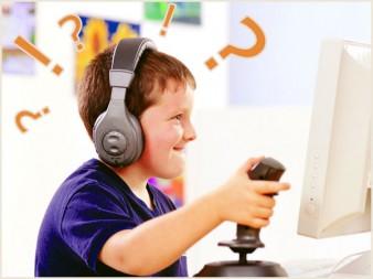 Компьютерные игры: вред или польза? фото