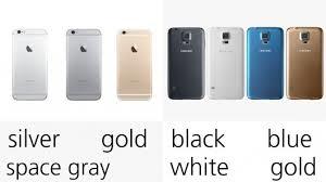 Какой цвет айфона 6 выбрать? фото