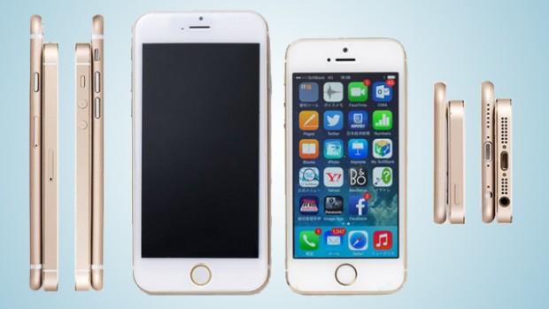 Как выглядит айфон 6? фото