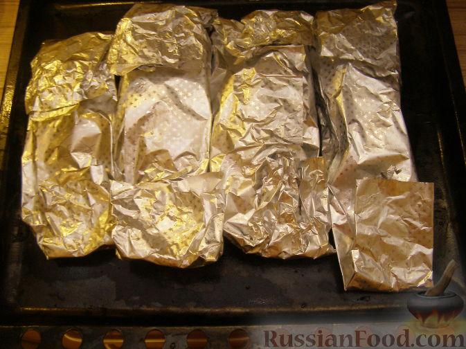 Почему полезны блюда, приготовленные в фольге? фото