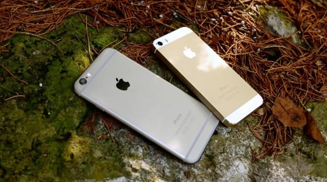 Чем 6 айфон лучше 5? фото