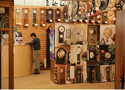 Как открыть магазин часов? фото