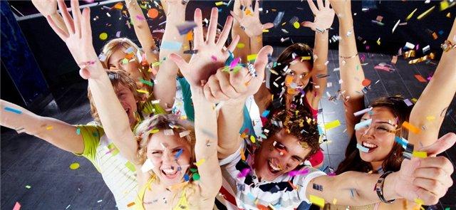Как самостоятельно организовать веселый праздник? фото