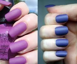 Как лак для ногтей сделать матовым? фото