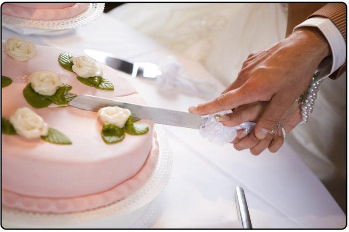 Как на свадьбе продавать торт? фото