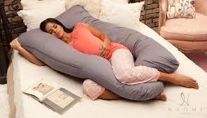 Чем полезна подушка для беременных? - фото