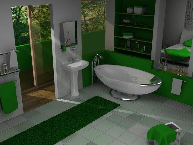 Как красиво обустроить ванную комнату? фото