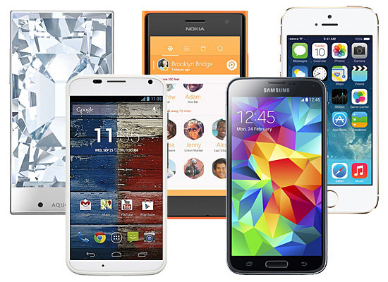 Какой телефон лучше айфона 6? фото