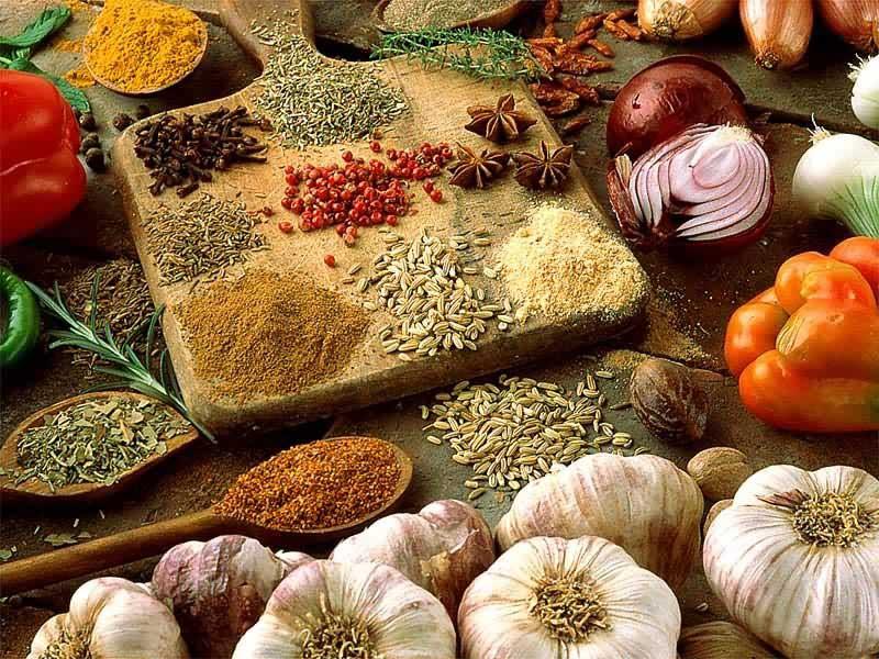 Искусственные витамины или пряности? Что лучше? фото