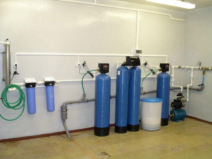 Что такое промышленная водоподготовка, для чего нужна? фото
