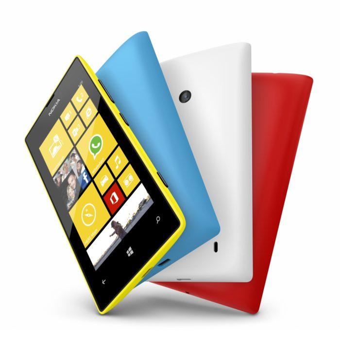 Как прошить Nokia Lumia 520? фото