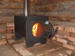 Как сделать отопление на даче? - фото