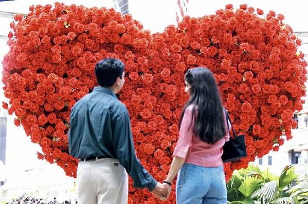Что подарить второй половинке на День Святого Валентина? фото