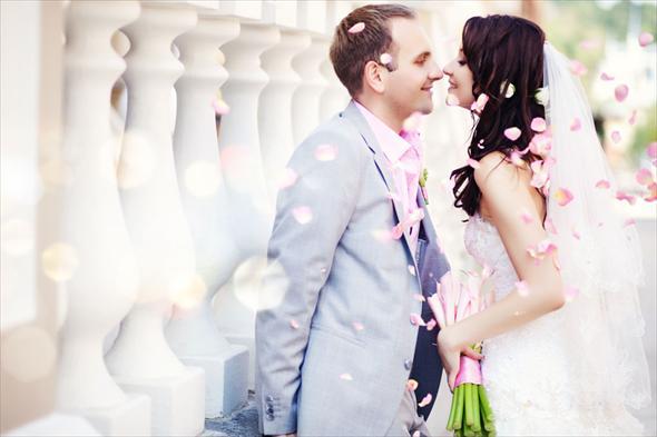 Как весело отметить свадьбу дома? фото