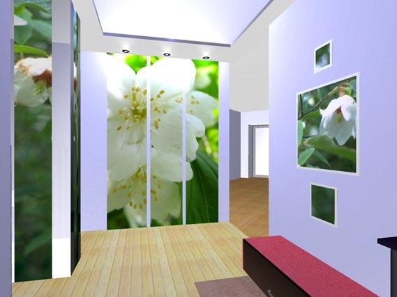Как сделать красивый коридор? фото