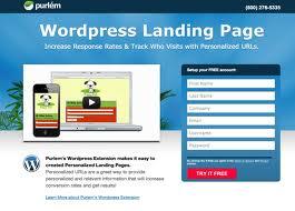 Как сделать landing page на wordpress? фото
