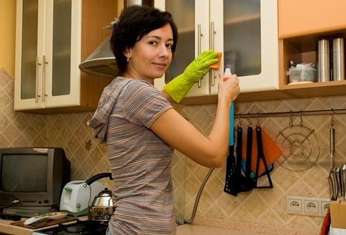 Как выгнать кухонную моль? фото