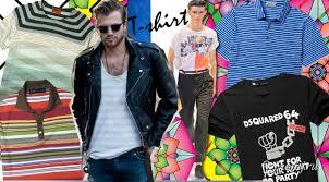 Как выбрать футболку для парня? - фото