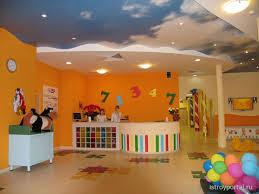 Как выбрать натяжной потолок в детскую? фото