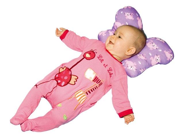 Чем полезна подушка для младенца? фото