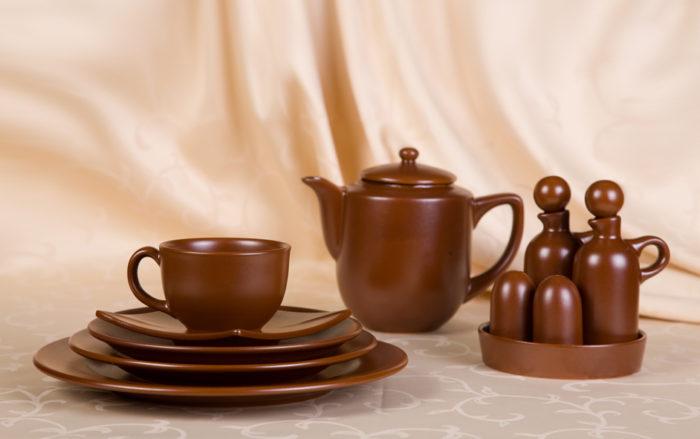 В чем преимущества керамической посуды? фото