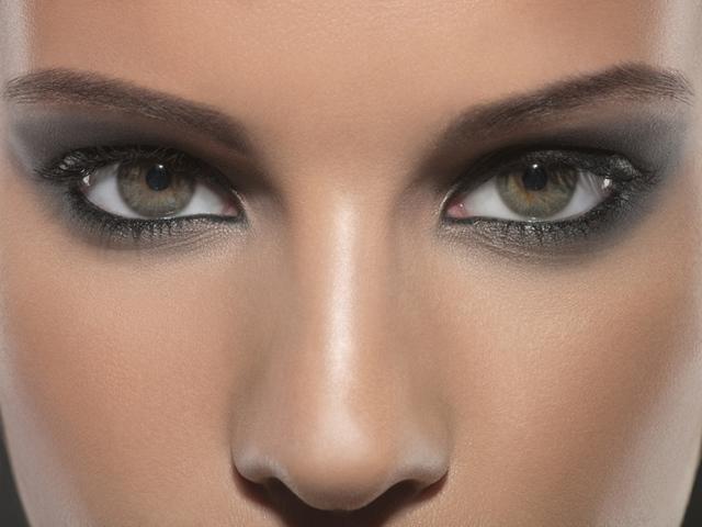 Как красить внешний угол глаза? фото