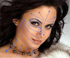 Как правильно накладывать маску на лицо? фото