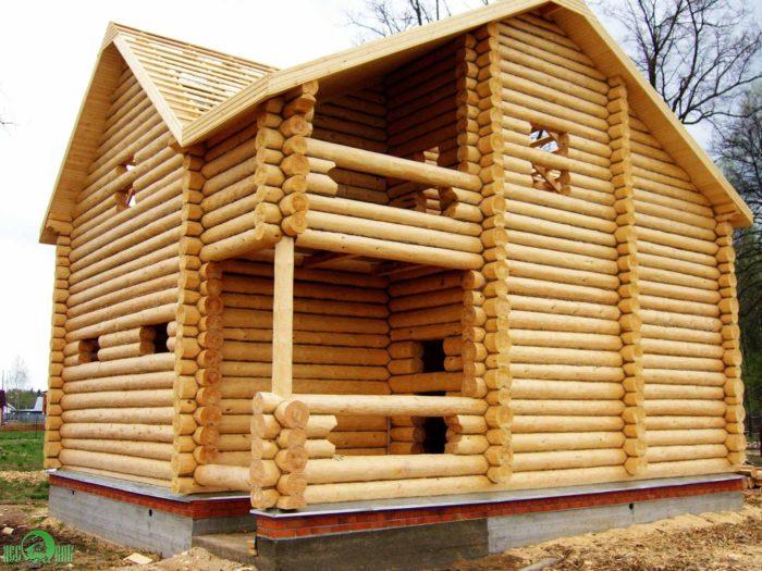 Что важно для строительства деревянного дома? фото
