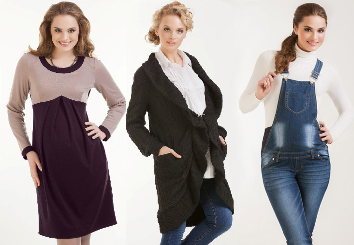 Какую одежду носить при беременности? фото