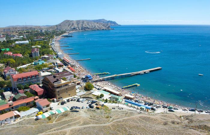 Где лучше отдыхать в Крыму? фото