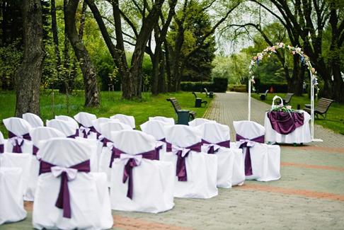 Что нужно знать планируя свадьбу на открытом воздухе? фото
