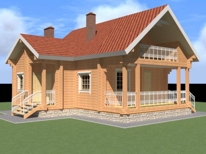 Как и какую крышу сделать в доме? фото