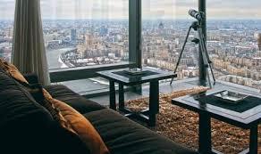 Апартаменты Москва Сити. фото