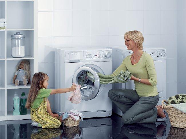 Как стиральную машину очистить от накипи? фото