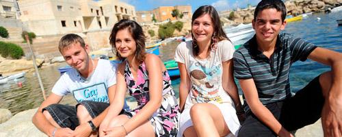 Как учить английский на Мальте? фото