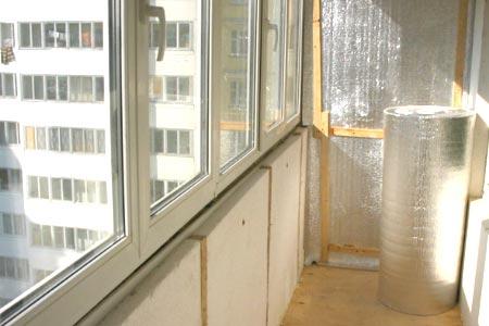 Чем вам «грозит» утепление балкона? фото