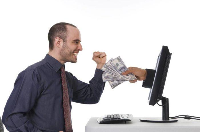 Куда вложить деньги в интернете? фото