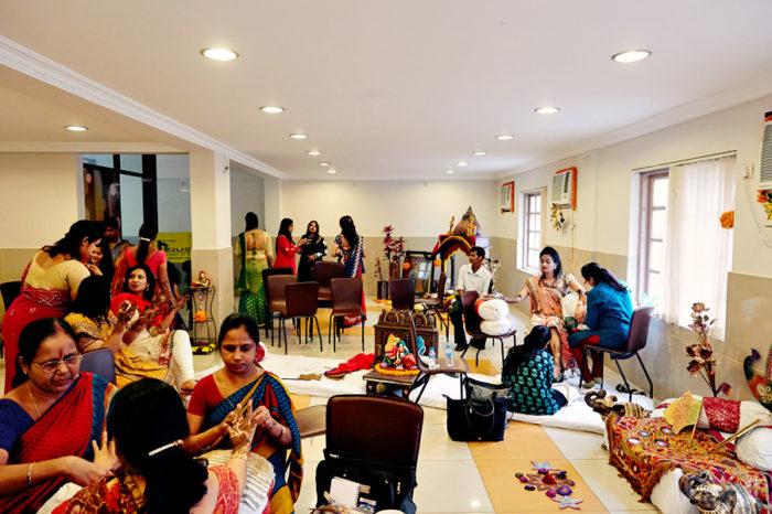 Как празднуют индийскую свадьбу? фото