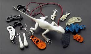 Что может напечатать 3D принтер? фото