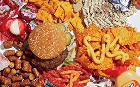 Какие самые вредные продукты питания?  фото