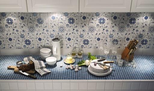 Как выбрать плитку для кухни на стену? фото