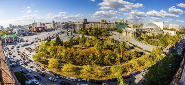 Почему стоит жить в Новосибирске? фото